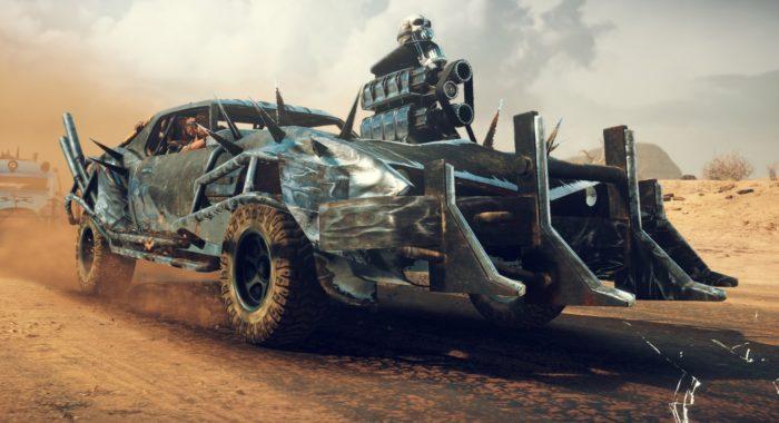 Mad Max скриншоты