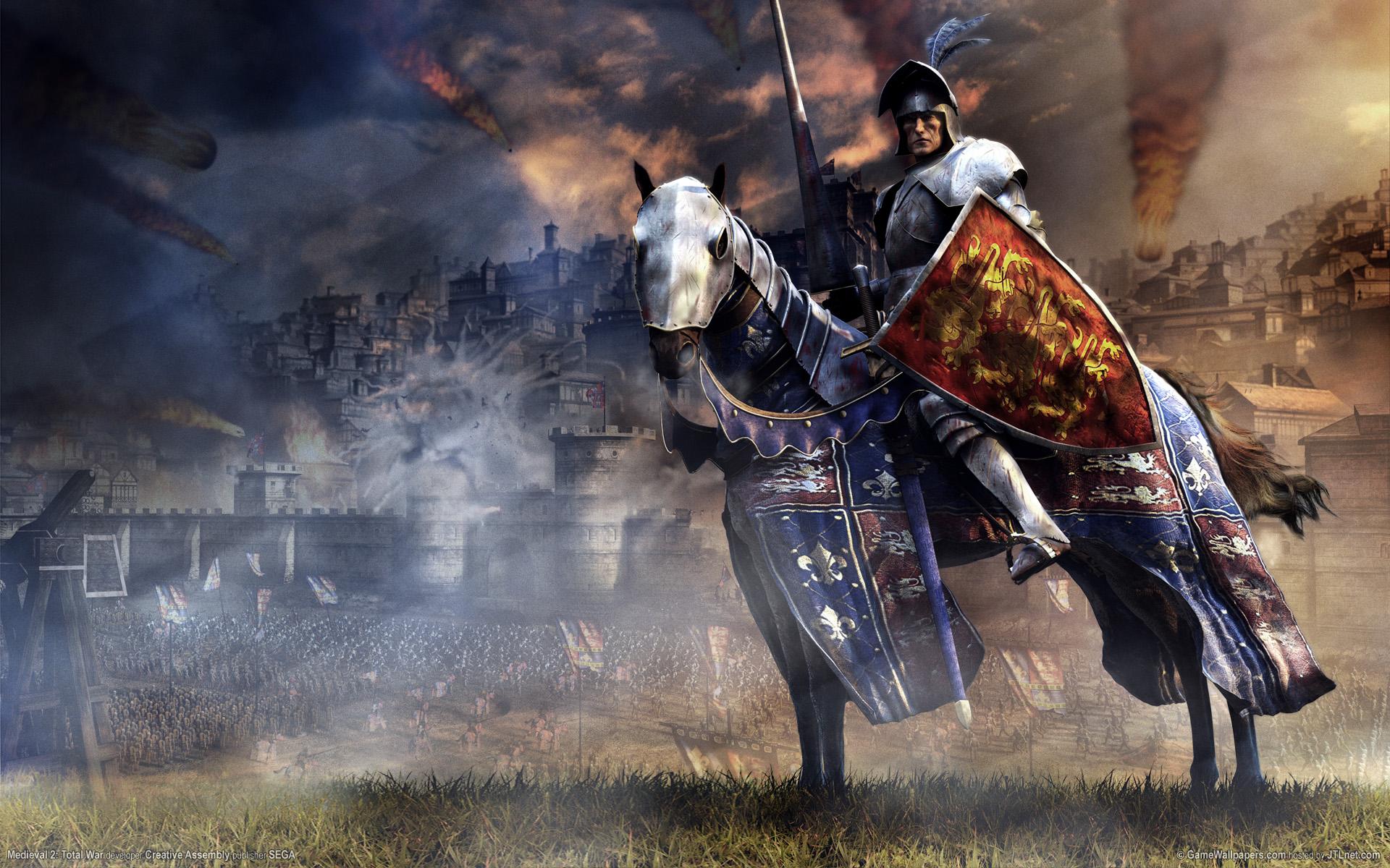 картинки рыцарей средневековья на рабочий стол это обязывает