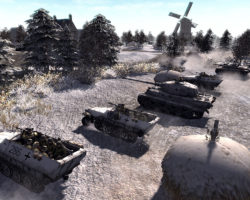 Скриншоты Men of War: Assault Squad 2