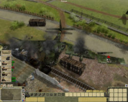 СкриншотыMen of War: Red Tide