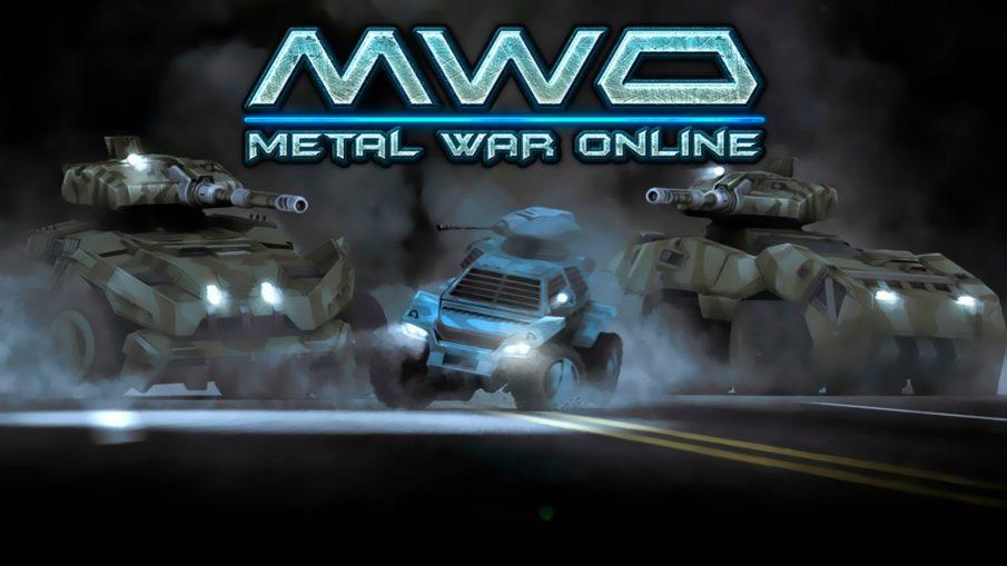 Metal War Online Retribution