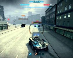Скриншоты Metal War Online: Retribution