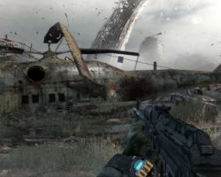 Скриншоты Metro: Last Light Redux
