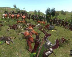 Скриншоты Mount and Blade: Warband