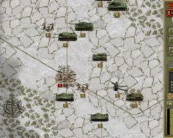 СкриншотыPanzer Corps