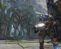 Quake Champions скриншоты