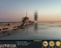 Silent Hunter III скриншоты