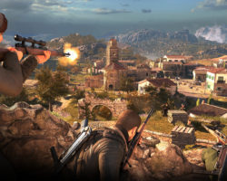 СкриншотыSniper Elite