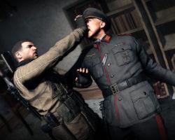 СкриншотыSniper Elite 4