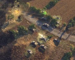 СкриншотыSudden Strike 4