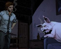 СкриншотыThe Wolf Among Us