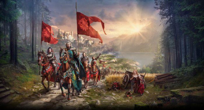 Throne: Kingdom at War - онлайн стратегия про Средневековье