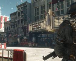 Wolfenstein 2: The New Colossus скриншоты