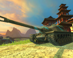 Скриншоты World of Tanks Blitz