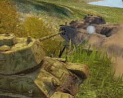 СкриншотыWorld of Tanks Blitz