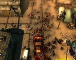 СкриншотыZombie Driver HD