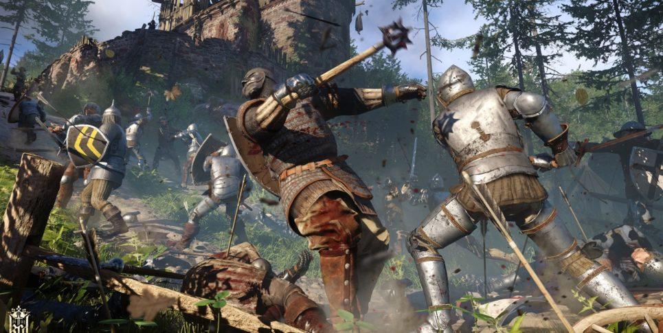 Игры про Средневековье на ПК от 1 лица