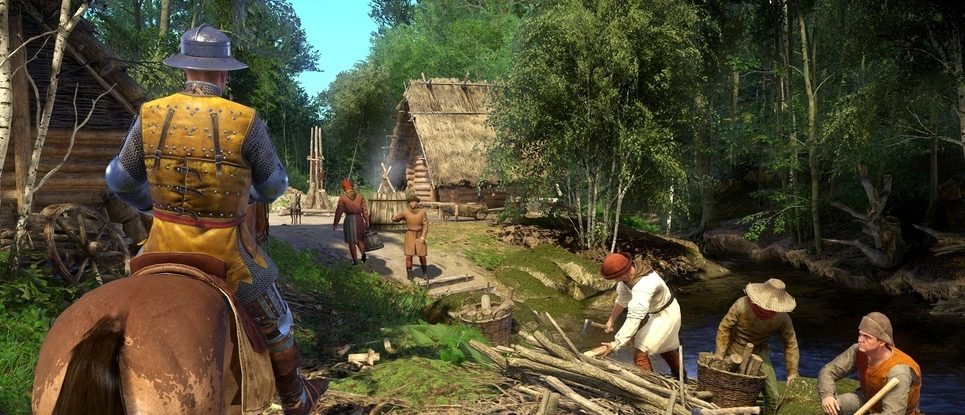Игры про Средневековье на ПК с открытым миром