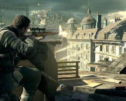 Список лучших игр про снайперов на ПК