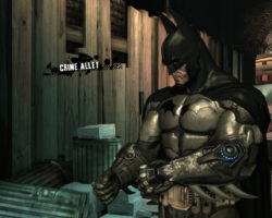 СкриншотыBatman: Arkham Asylum