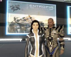 СкриншотыEntropia Universe