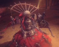 СкриншотыNieR: Automata