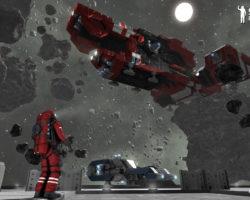 Скриншоты Space Engineers