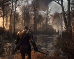 Скриншоты The Witcher 3: Wild Hunt