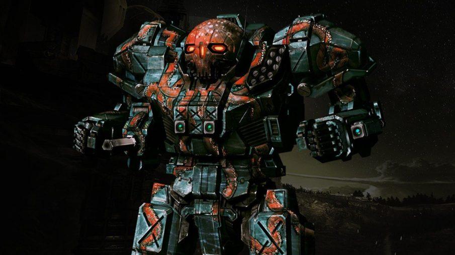 MechWarrior Online Solaris 7