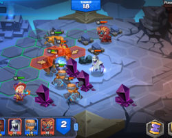 Скриншоты Tactical Monsters Rumble Arena