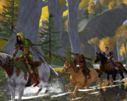 Скриншоты The Lord of the Rings Online