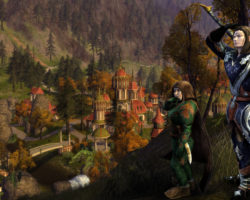СкриншотыThe Lord of the Rings Online