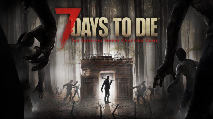 7 Days to Die - игра про зомби апокалипсис