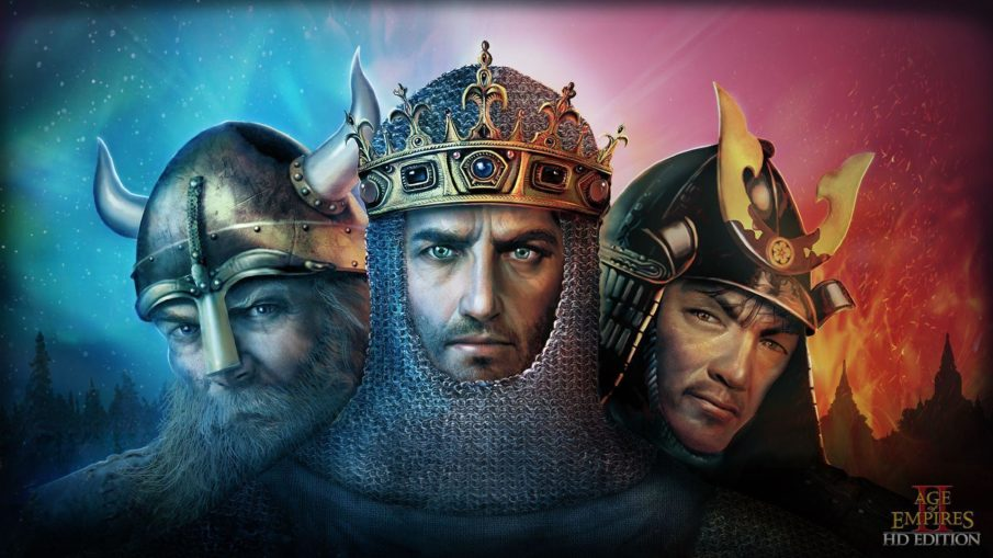 Age of Empires II: The Age of Kings - стратегия про развитие цивилизации