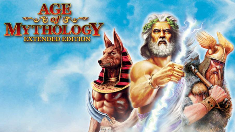 Age of Mythology - стратегия в реальном времени на ПК