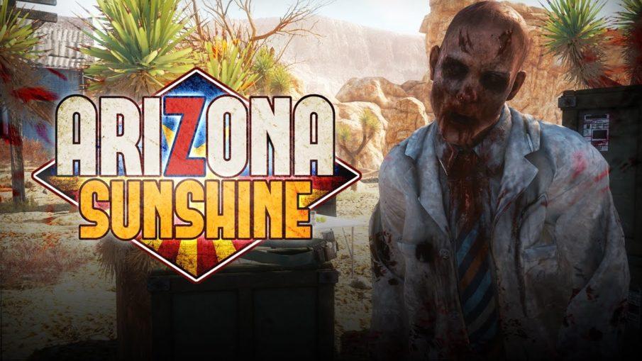 Arizona Sunshine - игра про зомби апокалипсис