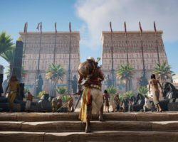 Скриншоты Assassins Creed Origins