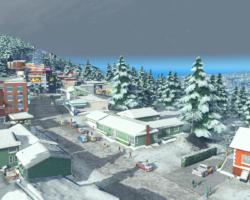 СкриншотыCities Skyline