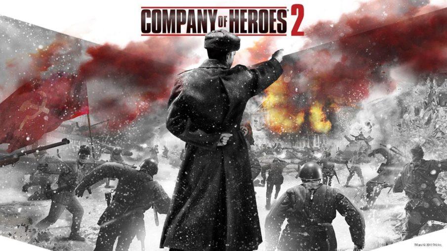 Company of Heroes 2 - стратегия в реальном времени на ПК