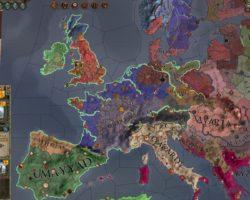СкриншотыCrusader Kings II
