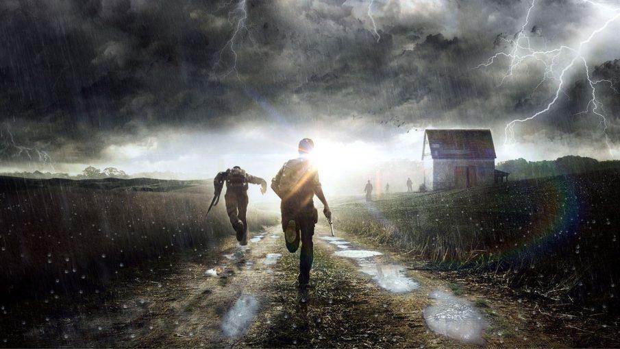Dayz - игра про зомби апокалпсис