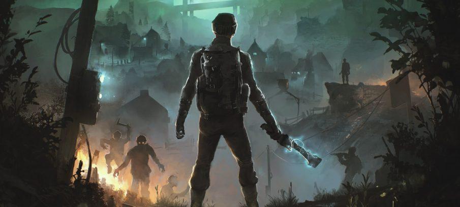 Desolate - игра про зомби апокалипсис