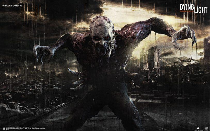 Dying Light - игра про зомби апокалипсис