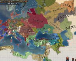 СкриншотыEuropa Universalis IV