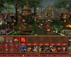 Скриншоты Heroes of Might and Magic III