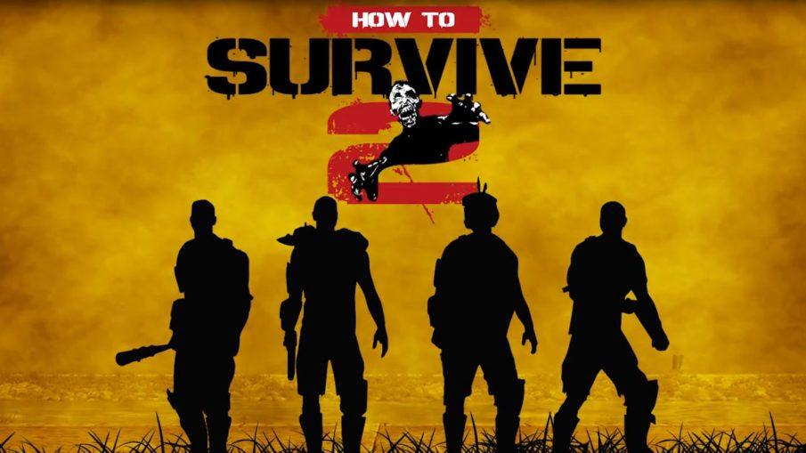How to survive 2 - игра про зомби апокалипсис