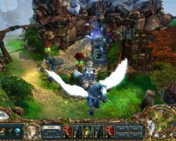 СкриншотыKing's Bounty