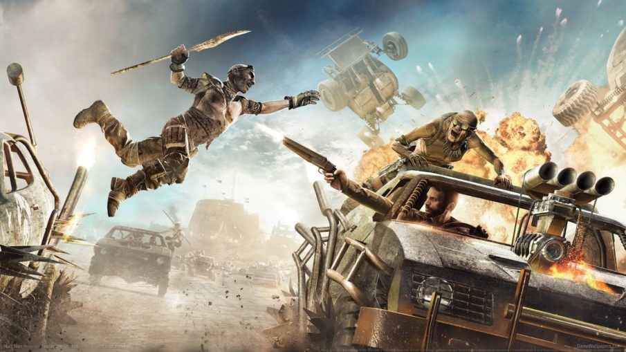 Mad Max: Game