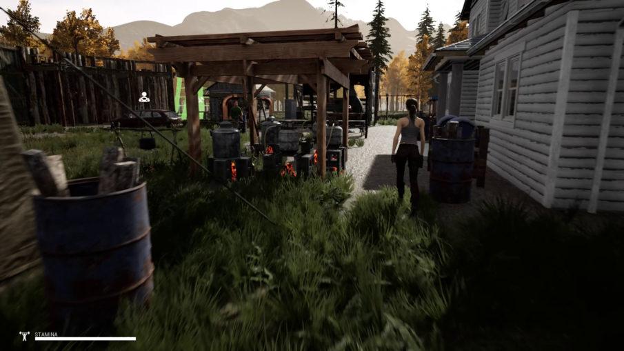 Mist Survival - игра про зомби апокалипсис