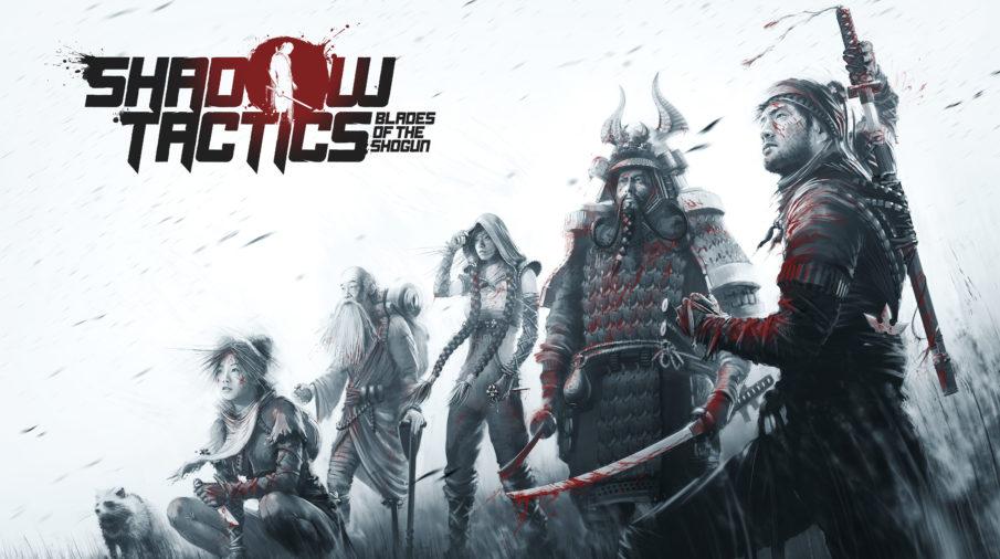 Shadow Tactics Blades of the Shogun - стратегия в реальном времени на ПК